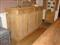 Dressoir in pitch-pine